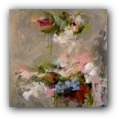 Thumbnail of Artifice & Outright Fakery, abstract painting by Conn Ryder